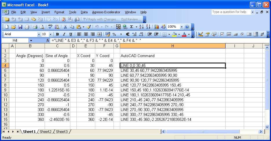 Autocad And Excel A Match Made In Heaven Howtoautocad Com